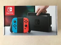 Nintendo Switch Console - Brand New and Unopened