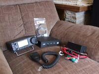 Icom 706mk2g Tranceiver complete with LDG it-100 Tuner/Auto Tuner