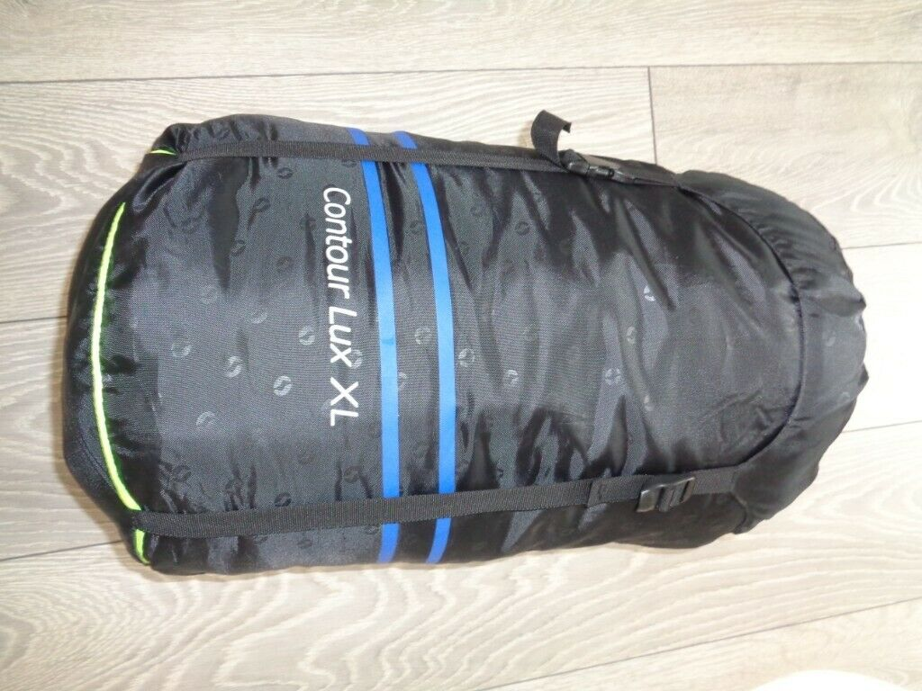 Outwell Contour Lux XL Single Sleeping Bag
