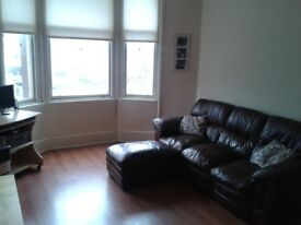 Double room in shared flat, Glasgow South