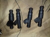 4 INJECTORS MG, ROVER 1,6 PETROL