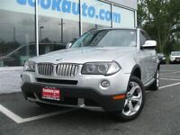 2010 BMW X3 xDrive 3.0 PANORAMIC ROOF/LEATHER