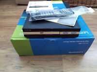 Linksys Kiss 1600 Media Player / DVD Player- With Ethernet & Wifi Connectivity