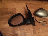 Honda Civic MK8 - Passenger Side mirror - 3/5 door - 2006-2012