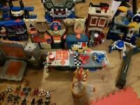 Imaginex toys lots of