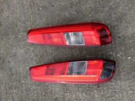 FORD FIESTA REAR LIGHTS FOR SALE