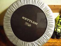 Kettler 38 inch trampoline