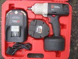 Cordless 1/2 inch Impact Gun - Chicago Pnuematic