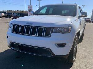 2018 Jeep Grand Cherokee -