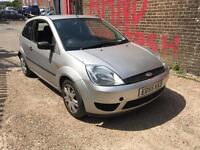 FORD FIESTA 55 PLATE MOTD VERY GOOD RUNNER £425