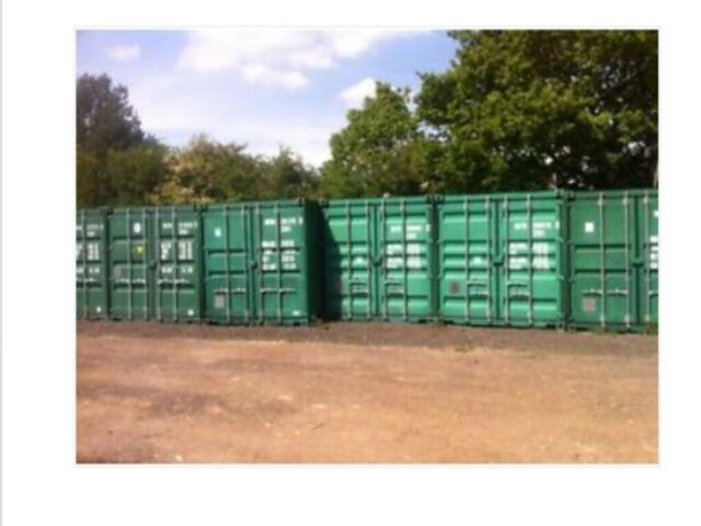 Secure New Shipping containers lock up storage in Lingfield Rh7 - 160 sq ft  units   in Lingfield, Surrey   Gumtree