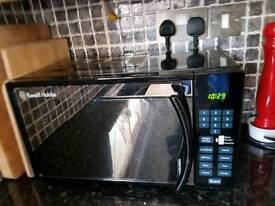 Rusell Hobbs Microwave