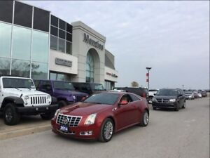 2014 Cadillac CTS Performance, AWD, Cam, Clean Carproof