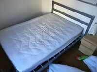 Double Bed including Mattress