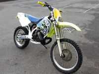 HUSQVARNA WR 250 1994 L REG RUNS VERY WELL,KTM,TM,HUSABERG,WR,HUSKY