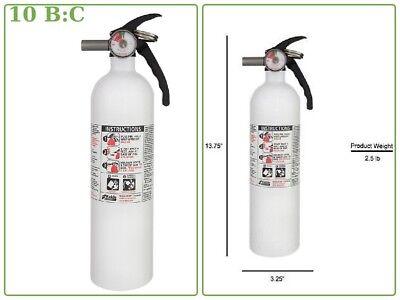 Kidde 10-bc Automarine Fire Extinguisher Carvehicletruck Safety Emergency
