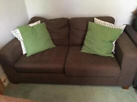 Marks and Spencer 2 Seater Fabric Sofa
