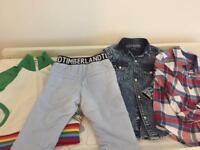 Boys 9-12 month clothing 4 items