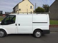 Ford transit 61 plate