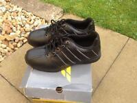 Trojan Steele toe cap work shoes size 7/41