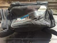 Oxford sports tail pack pannier luggage bag