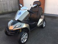 UNIQUE Electric Gocart with BRAND NEW Battery! Very good condition! Perfect present for children :)