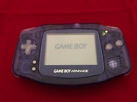 Gameboy advance console - new ( part exchange welcome )