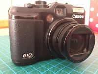 Canon Powershot G10 14.7MP Digital Camera