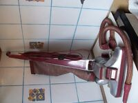 Vacuum cleaner and carpet shampoo/ care appliance