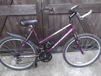 RALEIGH MAX LADIES MOUNTAIN BIKE