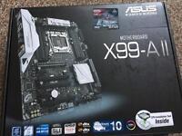Asus X99-II motherboard
