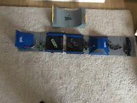 Teck deck finger skateboard ramps