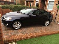Lexus IS220d SE .. fantastic car