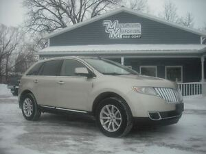 2011 Lincoln MKX AWD/LOCAL UNIT!