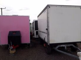 Catering trailers lpg equipment setup Gas/ Electric griddle bain marie chip fryers
