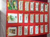 Jolly Phonics reading books Level 1 and 3