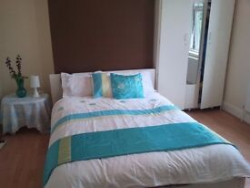 Double rooms near manchester uni and city centre from £330 p.c.m available for short term