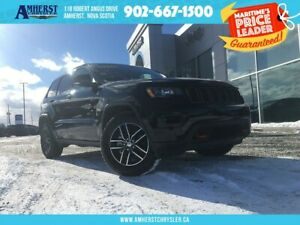 2018 Jeep Grand Cherokee TRAILHAWK - 4X4, HEATED AND COOLED SEAT