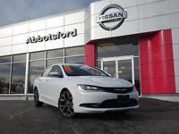 2015 Chrysler 200 S Delta/Surrey/Langley Greater Vancouver Area Preview