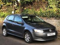 2011 Volkswagen Polo 1.2 TDi..£20 tax..60+mpg..5 door