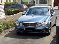 Mercedes E320 cdi Aventar