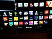 Samsung 48 inch led 3d smart tv