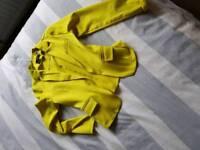 Lime blazer