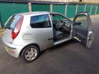 FIAT PUNTO 1.25 Sport FSH LOW MILES MOT! GREAT 1st CAR! HPI CLEAR