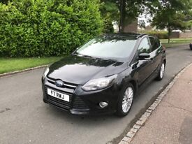 Ford Focus Mk3 2012 (61 plate) - 45000 Miles
