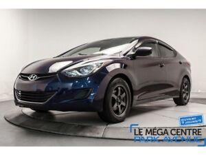 2012 Hyundai Elantra GL, MAGS AFTERMARKET**RÉSERVÉ** AP