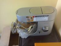 New never been used kenwood chef food processer