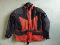 Rukka Motor cycle jacket. Used