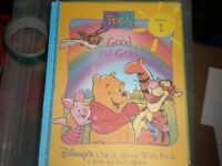 Disney out & about with winnie the pooh 1-19 story books