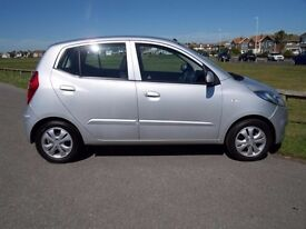 Hyundai i10. 2012. 1 owner from new.